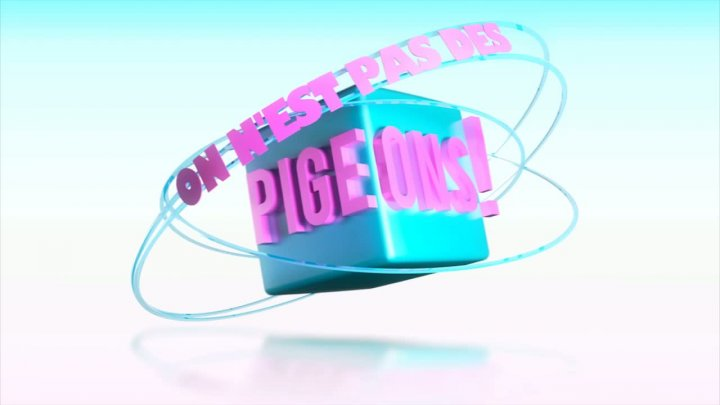 Logo « On n'est pas des pigeons ! »