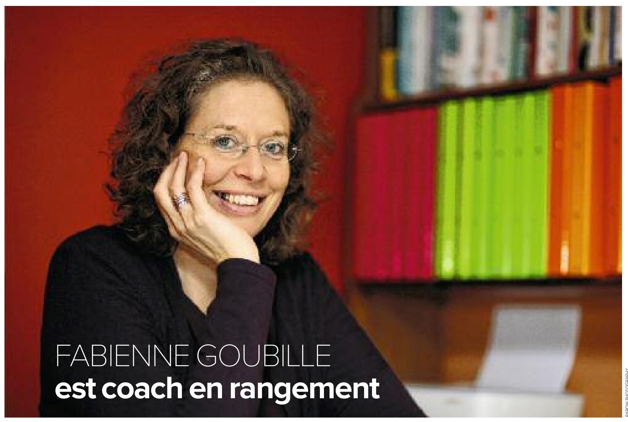 Alors on range - Plus magazine - avril 2019